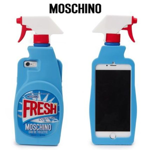 16SS Moschino capsule collection i phone 6 cover