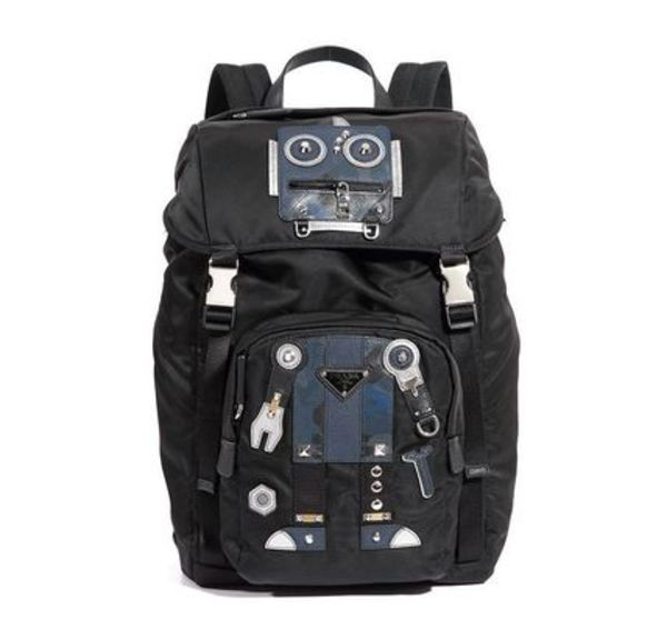 【関税負担】 PRADA ROBOT BACKPACK