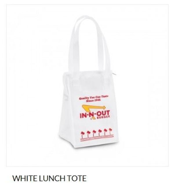 NY発送★ In-N-Out Burgers  トートバッグ