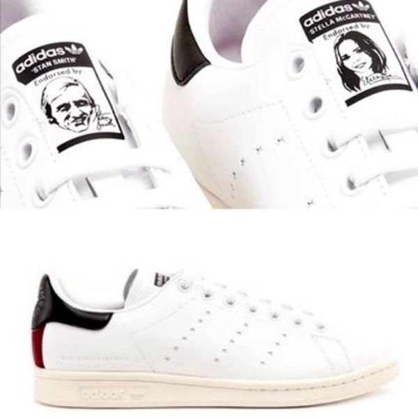 StellaMcCartney Stan Smith スニーカー ホワイト