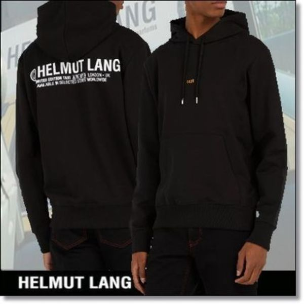 New◆HELMUT LANG◆限定 Taxi LONDON Limited Edition フーディ