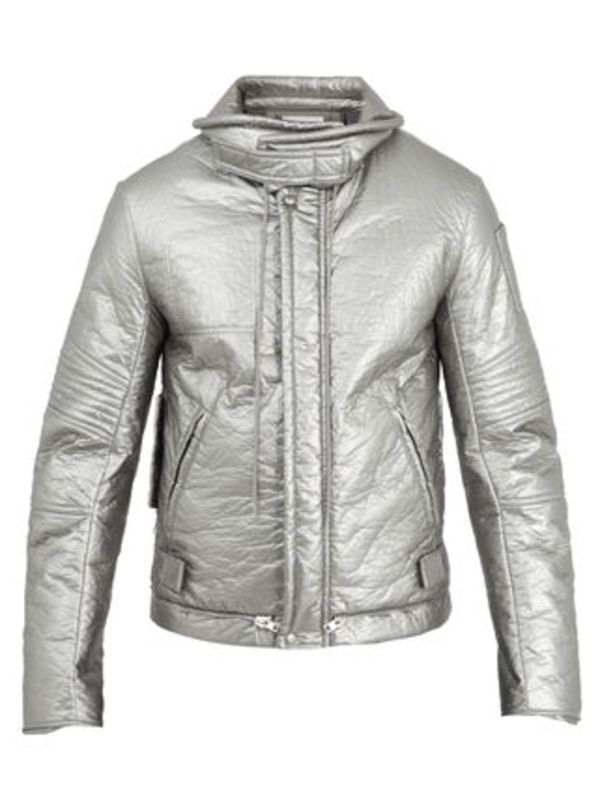 RE-EDITION High-neck quilted jacket 復刻ジャケット