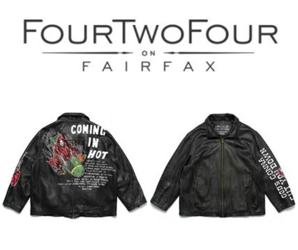 【WARREN LOTAS】日本未入荷☆入手困難☆CUSTOM LEATHER JACKET