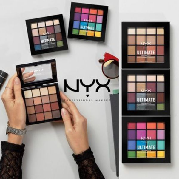 【NYX】Ultimate Shadow Palettes◇アイシャドウパレット