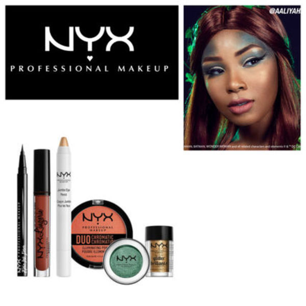 NYX POISON IVY メイクアップセット