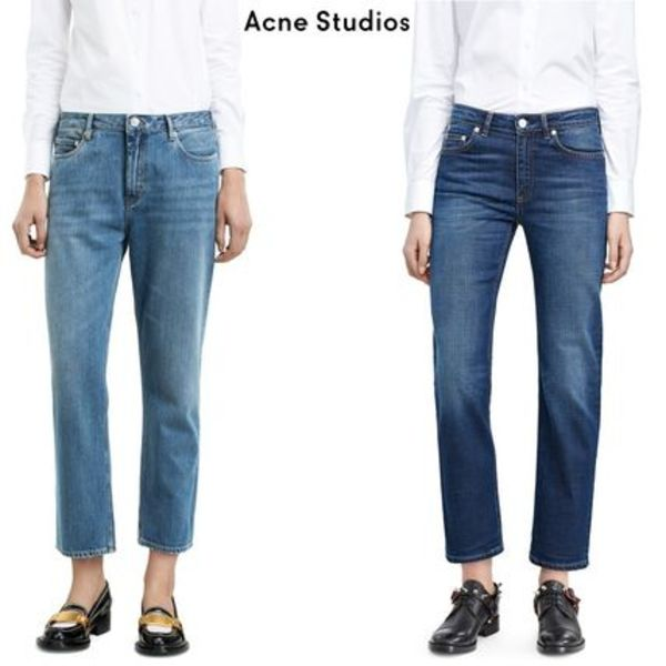 ACNE Pop Vintage Cropped jeans ポップヴィンテージ ジーンズ