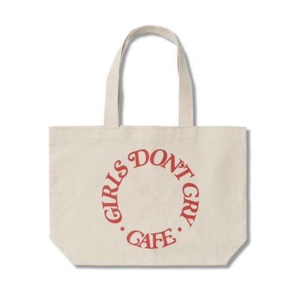 激レア VERDY GIRLS DONT CRY CAFE TOTE BAG HYPEFES 限定