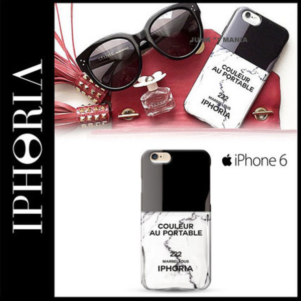 ★【関税返金・IPHORIA】iPhone6 /Marbellous