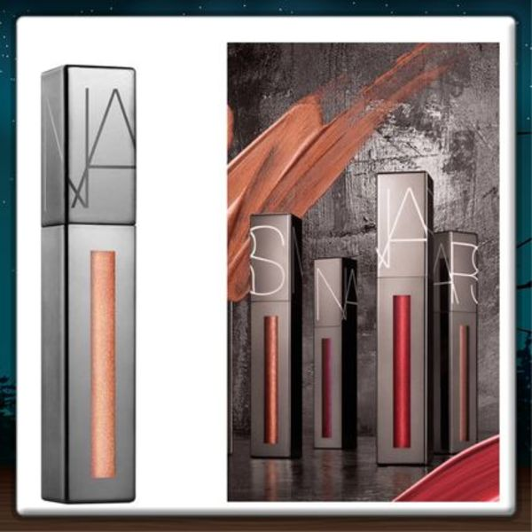 2018 Holiday NARS POWERMATTE LIP LUSTER ■限定発売■ ナーズ