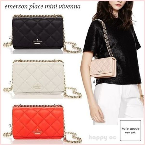 セール 人気2WAY 4色 *kate spade* emerson place mini vivenna
