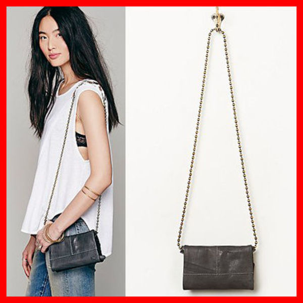 freepeople★Duet Crossbody チェーンウォレット