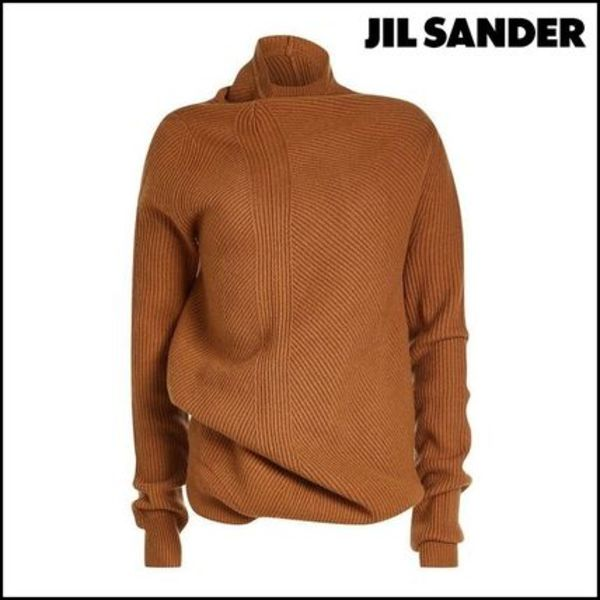 Jil Sander(ジルサンダー)★Pullover in Wool and Cashmere