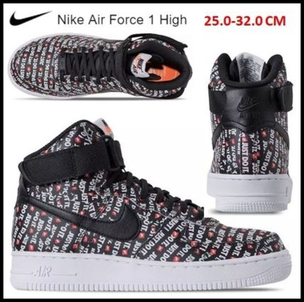【NIKE】JUST DO IT★Air Force 1 High '07 LV8  Men's