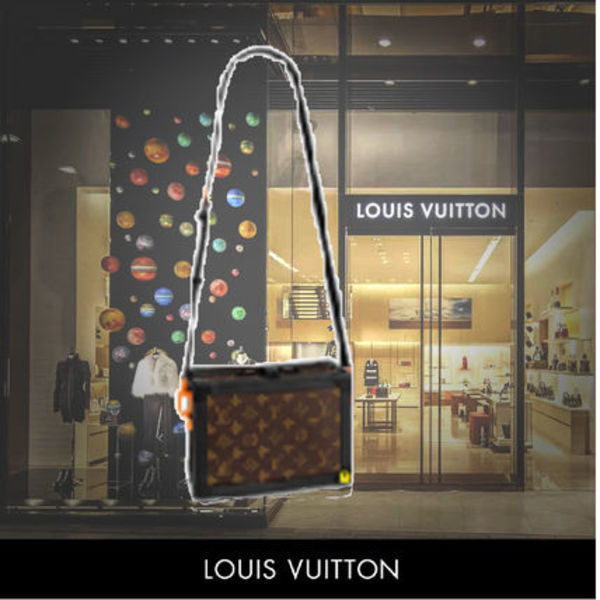 2019SS Louis Vuitton SOFT TRUNK MONOGRAM SOLAR RAY