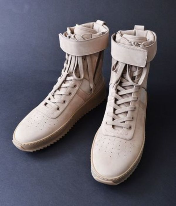 【関税・送料込み】FEAR OF GOD MILITARY SNEAKER