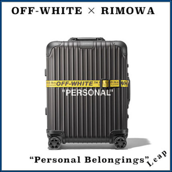 【RIMOWA × OFF-WHITE】入手困難 ☆