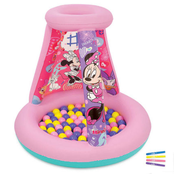 Minnie Mouse Color 'n' Play Activity Playland Set