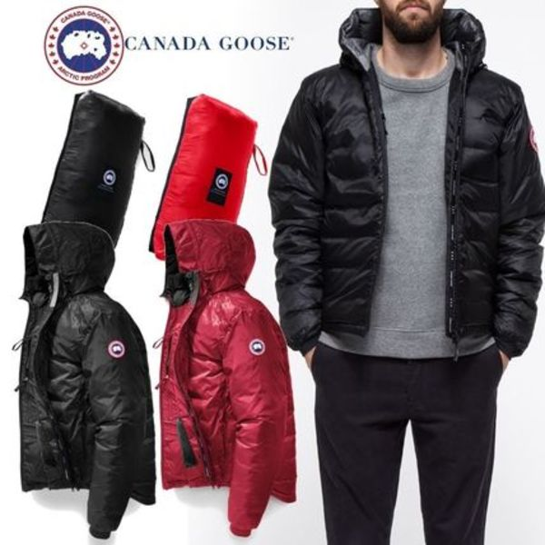 CANADA GOOSE 折りたたみ収納可能!! Lodge Hoody 【Fusion Fit】