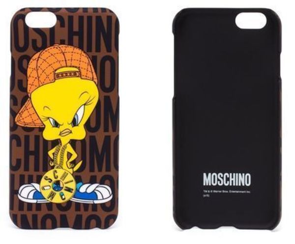 【送料関税込】Moschino★2015AW Tweety iPhone 6 Case