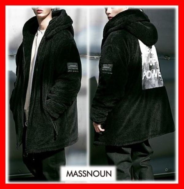 韓国の人気★【MASSNOUN】★DOUBLE SOFT WOOL GASMASK★