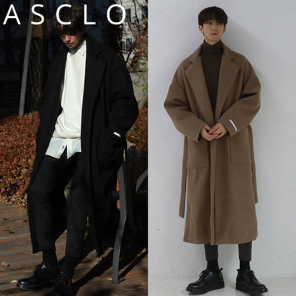 ★ASCLO★ ASCLO Shadow Gown Coat