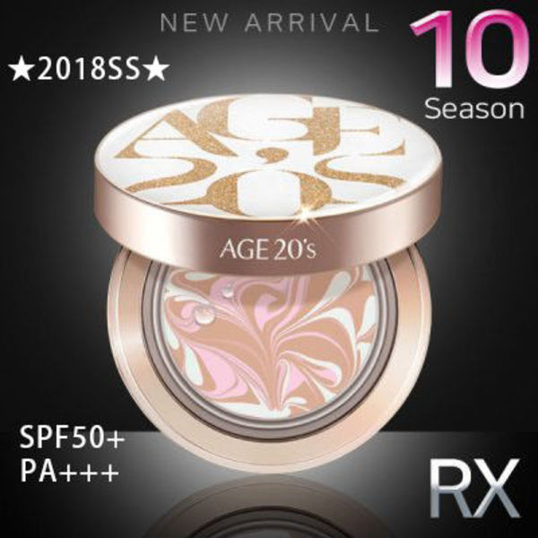 AGE20's★2018SS★エッセンスカバーパクトRX(SPF50+PA+++)