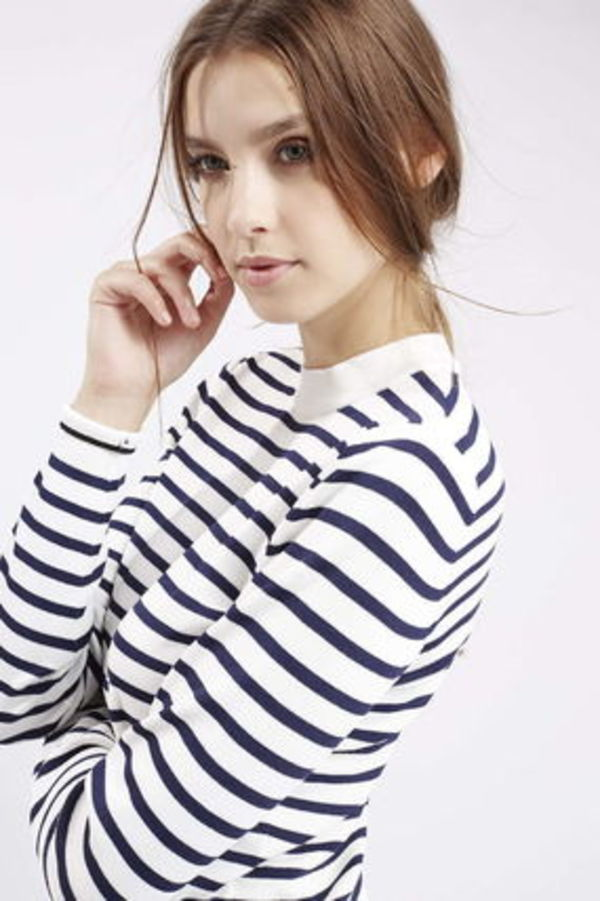 《はずせないボーダー♪》☆TOPSHOP☆Striped Knit by Boutique