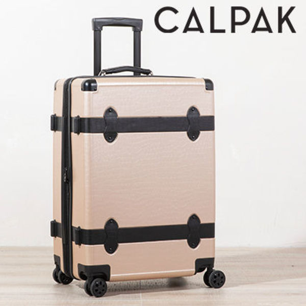 【Calpak】Trnk Medium Luggage Nude キャリーケース