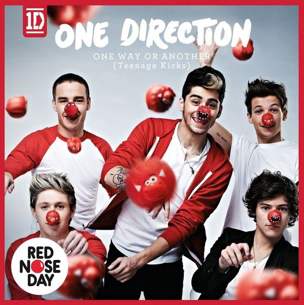Red Nose Day(レッド・ノーズ・デイ)