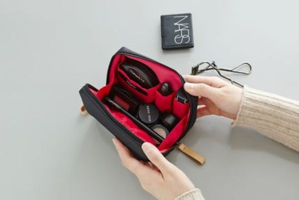 ★BELL MAKE-UP POUCH★  ベル メイクアップ ポーチ