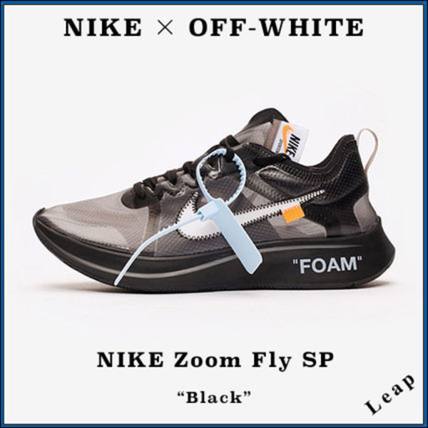 【Nike×OFF-WHITE】限定コラボ 人気 Zoom Fly SP