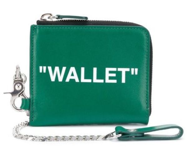 Off-White Chain Wallet オフホワイト コインケース