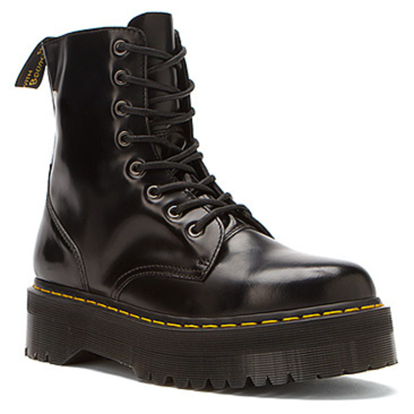 *Dr. Martens  QUAD RETRO COLLECTION JADON 8-eye 厚底*