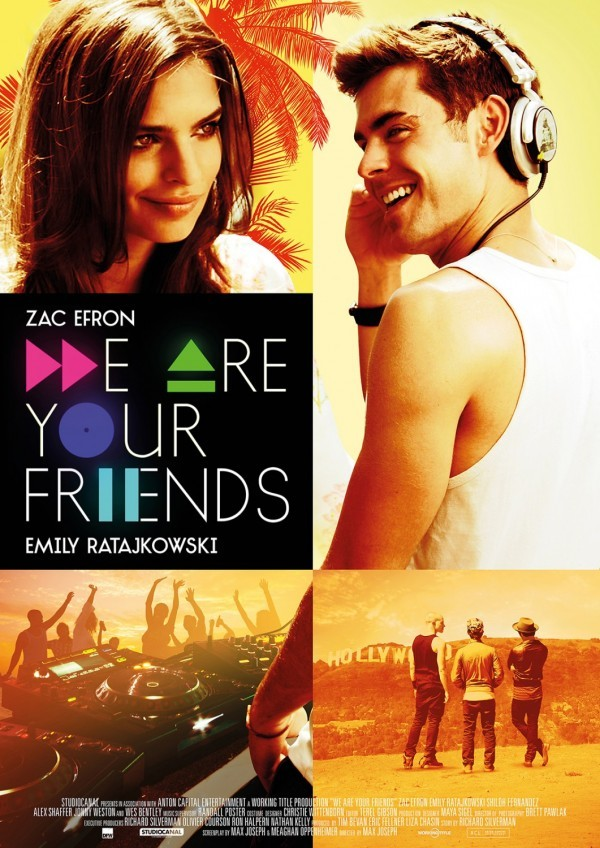 "映画""We Are Your Friends""(WAYF)"