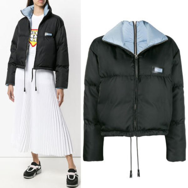 PR1205 OVERSIZED DOWN JACKET