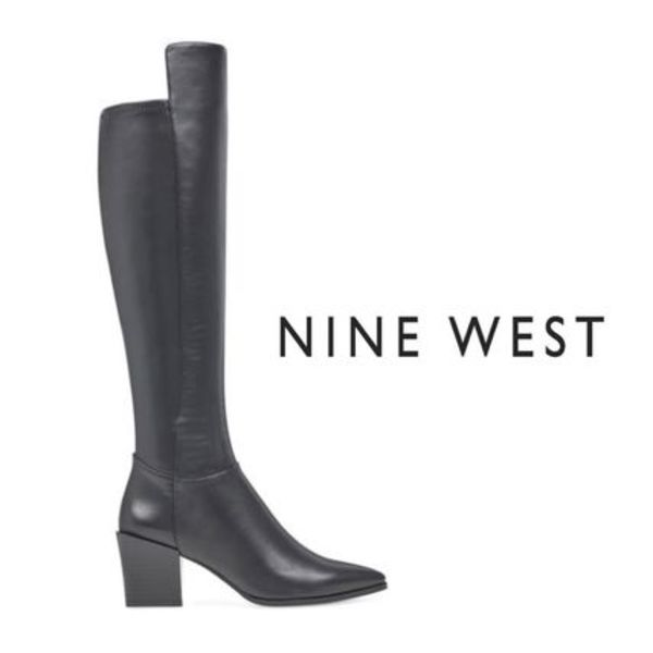 Sale★【Nine West 】ロングブーツ★Earta