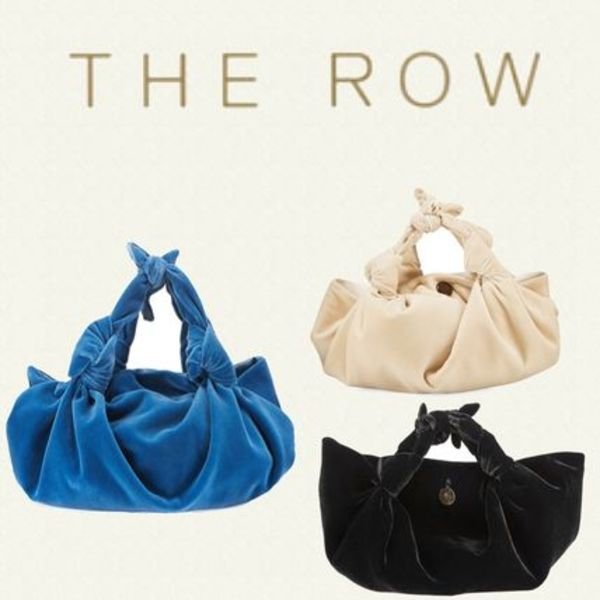 【正規品保証】完売御礼★The Row★The Ascot Small Velvet Bag