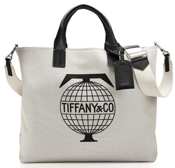 Tiffany & Co ★ Weekend Tote  / ウィークエンドトート