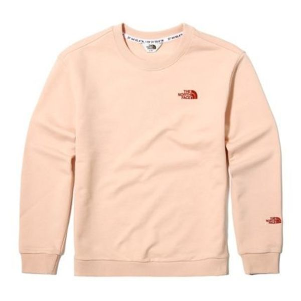 2018AW☆韓国の人気【THE NORTH FACE】 ☆NUPTSE SWEATSHIRTS☆