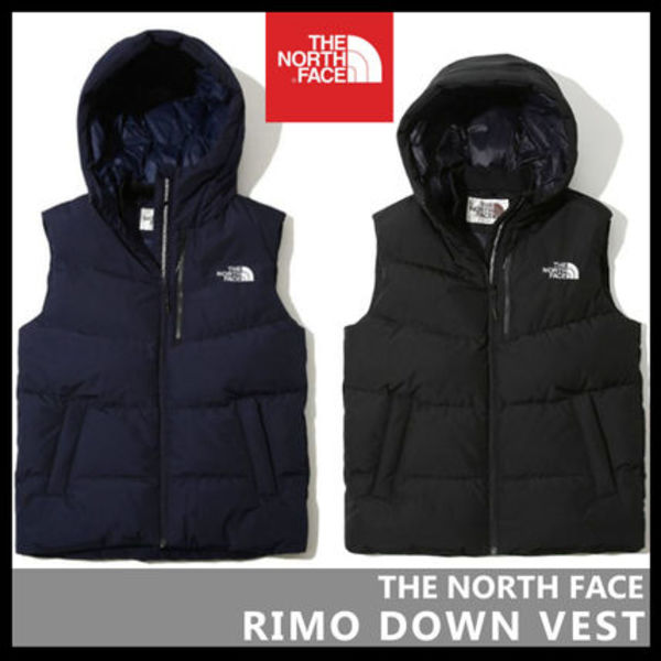 【THE NORTH FACE】RIMO DOWN VEST NV1DJ50J NV1DJ50K