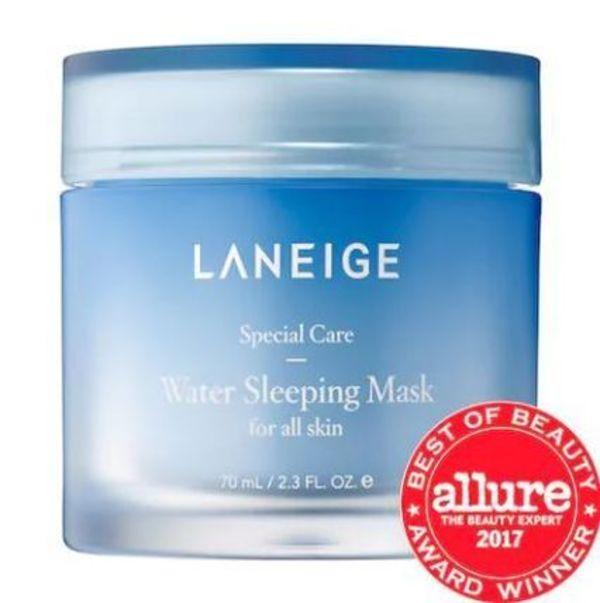【Laneige】Best of Beauty 2017受賞で話題のスリーピングマスク