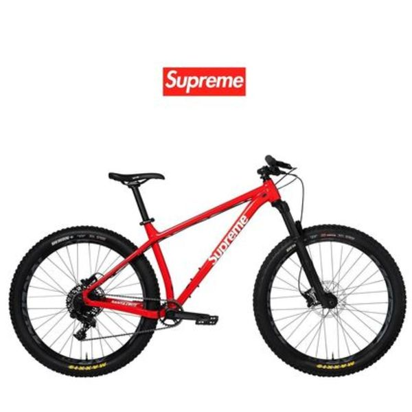 FW18 Supreme Santa Cruz Bike