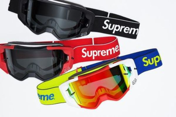 ★Supreme★  Fox Racing VUE Goggles  week 12  SS 18