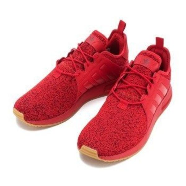 国内配送 adidas Originals X PLR RED / GUM