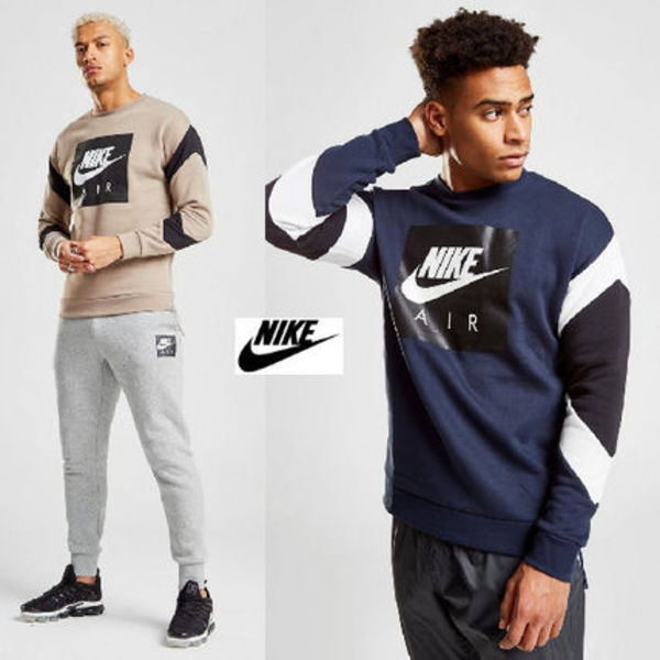 ◆NIKE◆Air Fleece Crew Sweatshirt 海外限定!!スウェット