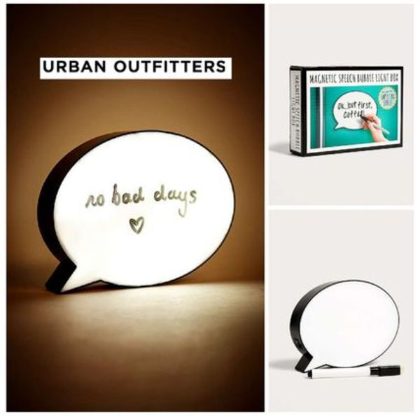UrbanOutfitters☆Mini Speech Bubble Light Box☆税送込