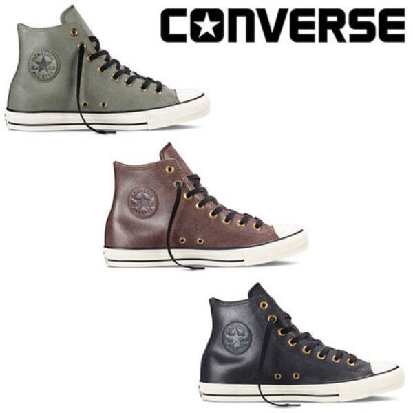 最新Chuck Taylor All Star Vintage Leather レザー!選べる3色