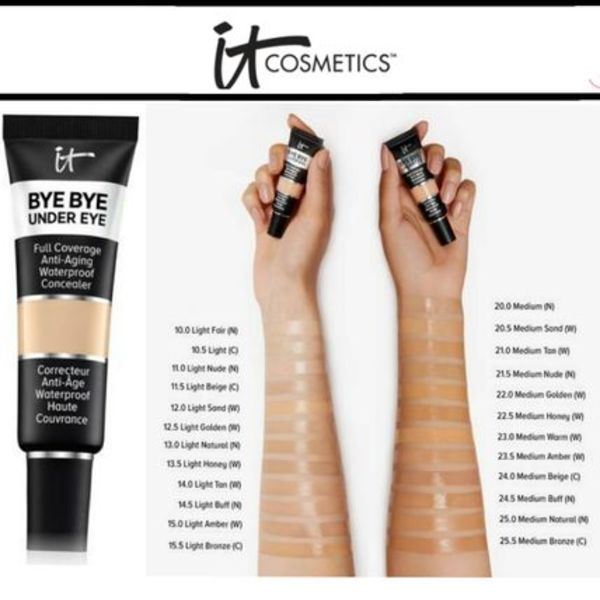 人気!It cosmetics☆Bye Bye under eyes コンシーラー