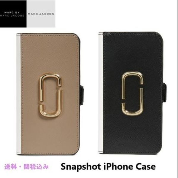 Marc Jacobsマークジェイコブス/ダブルJ Snapshot iPhoneXR Case