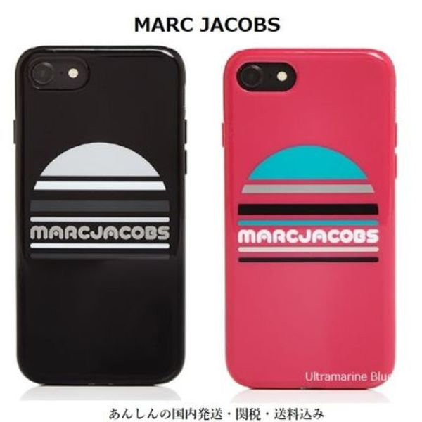 MARC JACOBS【国内発送】Sport Logo iPhone 7 / 8 Case☆